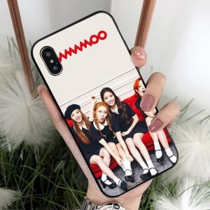 Mamamoo – Soft TPU iPhone Case #13