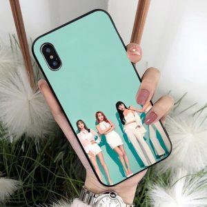 Mamamoo – Soft TPU iPhone Case #16