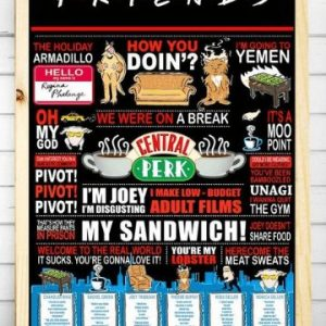 Friends – Poster #4