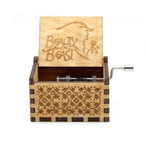 Music Box – Beauty and The Beast