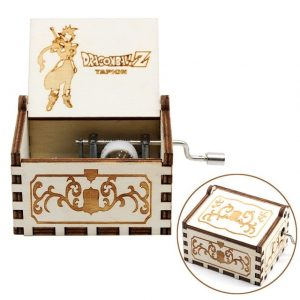 Music Box – Dragon Ball Z