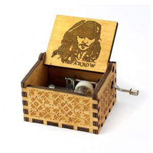 Music Box – Pirates of the Caribbean