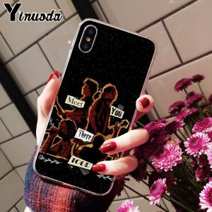 5SOS Soft TPU iPhone Case #8