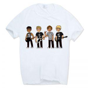 5SOS T-Shirt #6