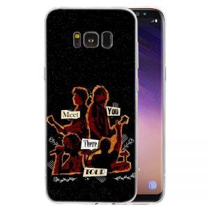 5SOS Samsung Soft TPU Case #13