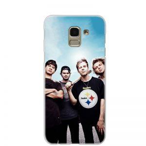 5SOS Samsung J Soft TPU Case #4