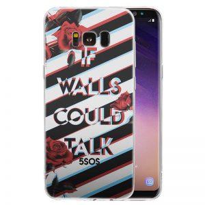 5SOS Samsung Soft TPU Case #5