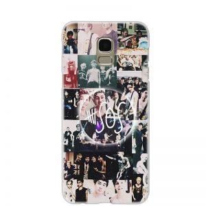 5SOS Samsung J Soft TPU Case #6