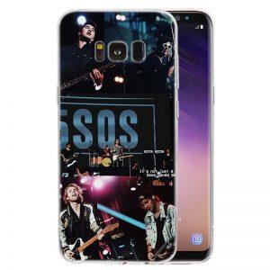 5SOS Samsung Soft TPU Case #6