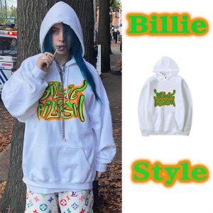 Billie Eilish Hoodie #4