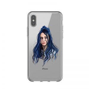 Billie Eilish iPhone Case #4