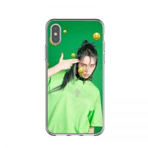 Billie Eilish iPhone Case #7