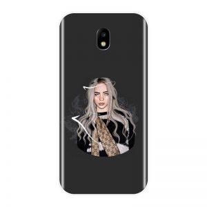 Billie Eilish Samsung J Case #3