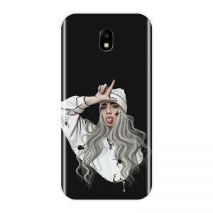 Billie Eilish Samsung J Case #5