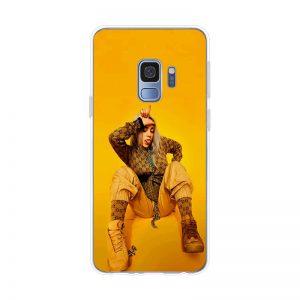 Billie Eilish Samsung S Case #4