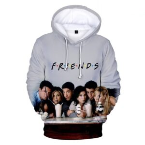 Tv Friends Hoodie #6