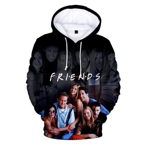 tv friends hoodie
