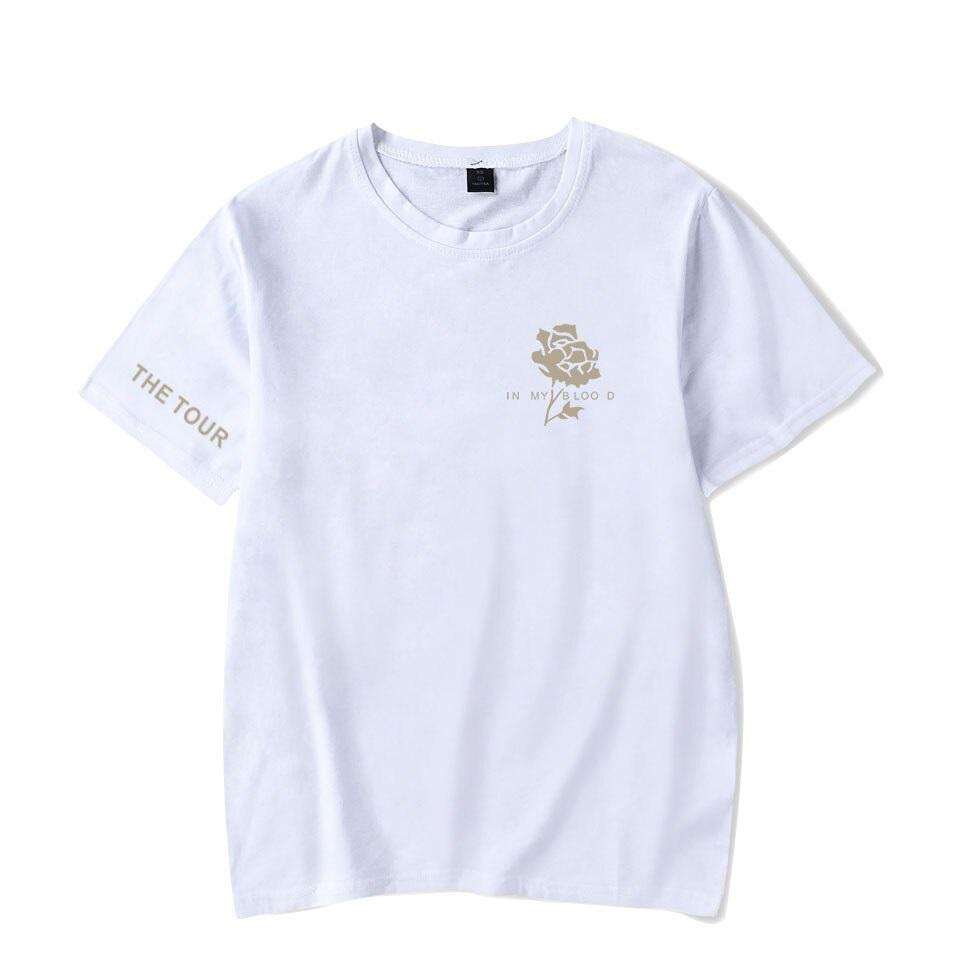 shawn mendes t-shirt merch