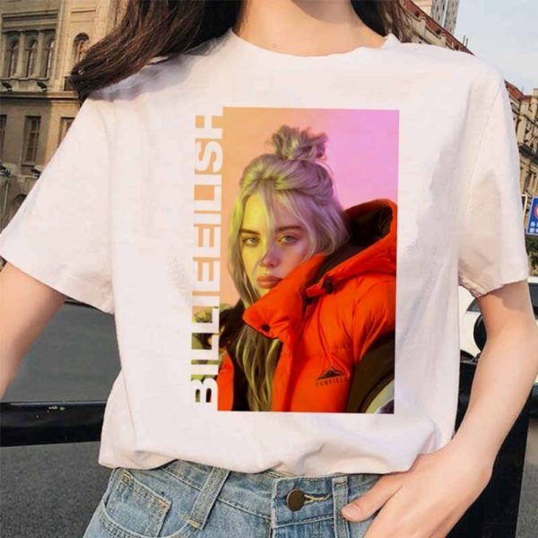 billie eilish tshirt