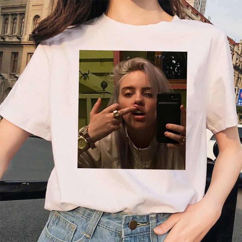 billie eilish tshirt