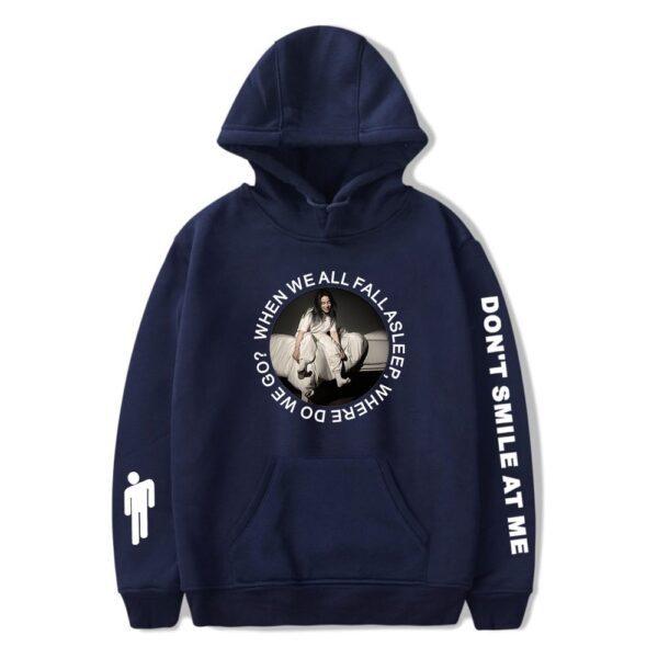 billie eilish hoodie