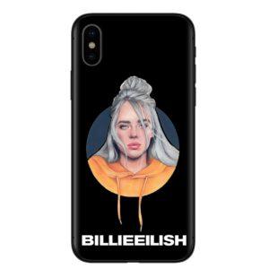 Billie Eilish iPhone Case #10