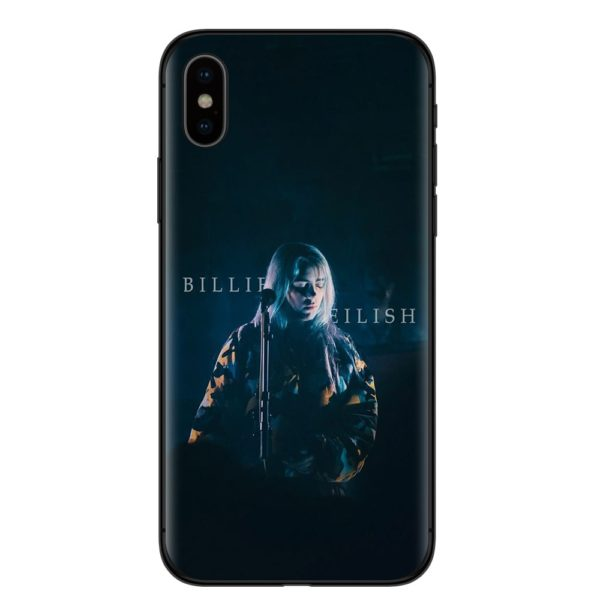 billie eilish iphone case