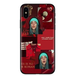 Billie Eilish iPhone Case #8