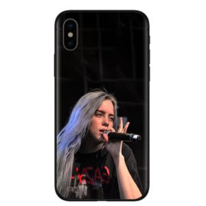 Billie Eilish iPhone Case #9