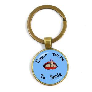 Billie Eilish Keychain #2