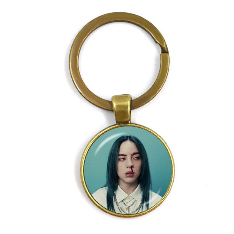 billie eilish keychain