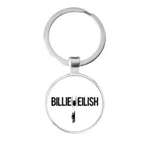 Billie Eilish Keychain #5