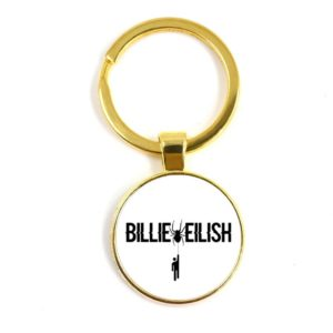 Billie Eilish Keychain #7