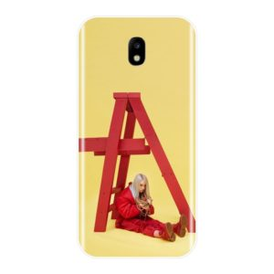 Billie Eilish Samsung Case #1