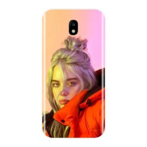 Billie Eilish Samsung Case #2
