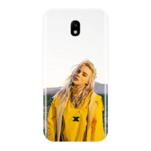 Billie Eilish Samsung Case #3