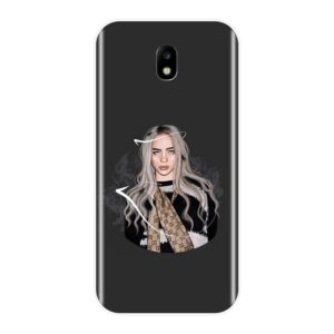 Billie Eilish Samsung Case #4