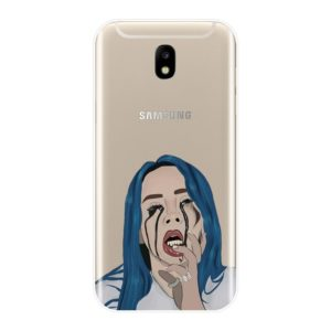 Billie Eilish Samsung Case #7