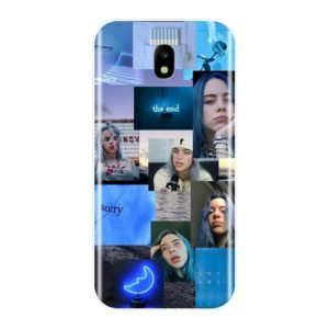Billie Eilish Samsung Case #8