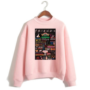 Tv Friends Sweatshirt #1