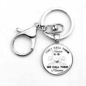 The Coronavirus Keychain #1