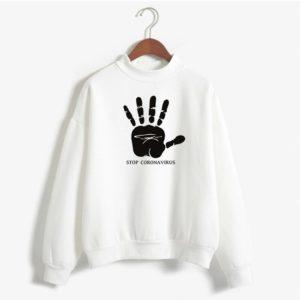 The Coronavirus Sweatshirt #3