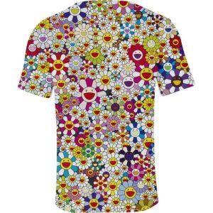 Billie Eilish Flowers T-Shirt