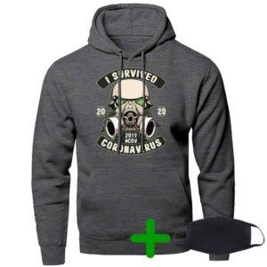 The Coronavirus Hoodie #2
