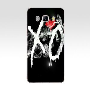 The Weeknd Samsung Case #10
