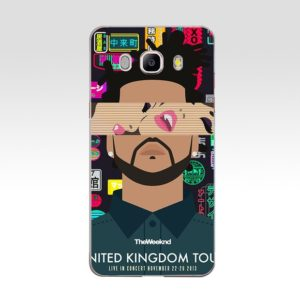 The Weeknd Samsung Case #11
