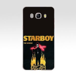 The Weeknd Samsung Case #12