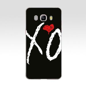 The Weeknd Samsung Case #14