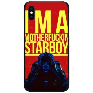 The Weeknd iPhone Case #18