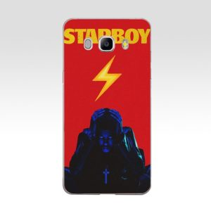 The Weeknd Samsung Case #3